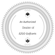 Dealer of  EZGO Golfcarts An Authorized